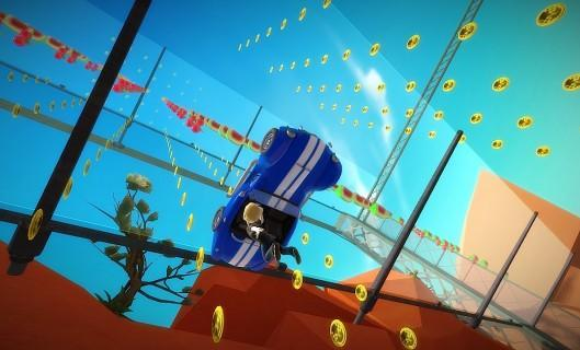 Kinect object scanning adds some color to Joy Ride