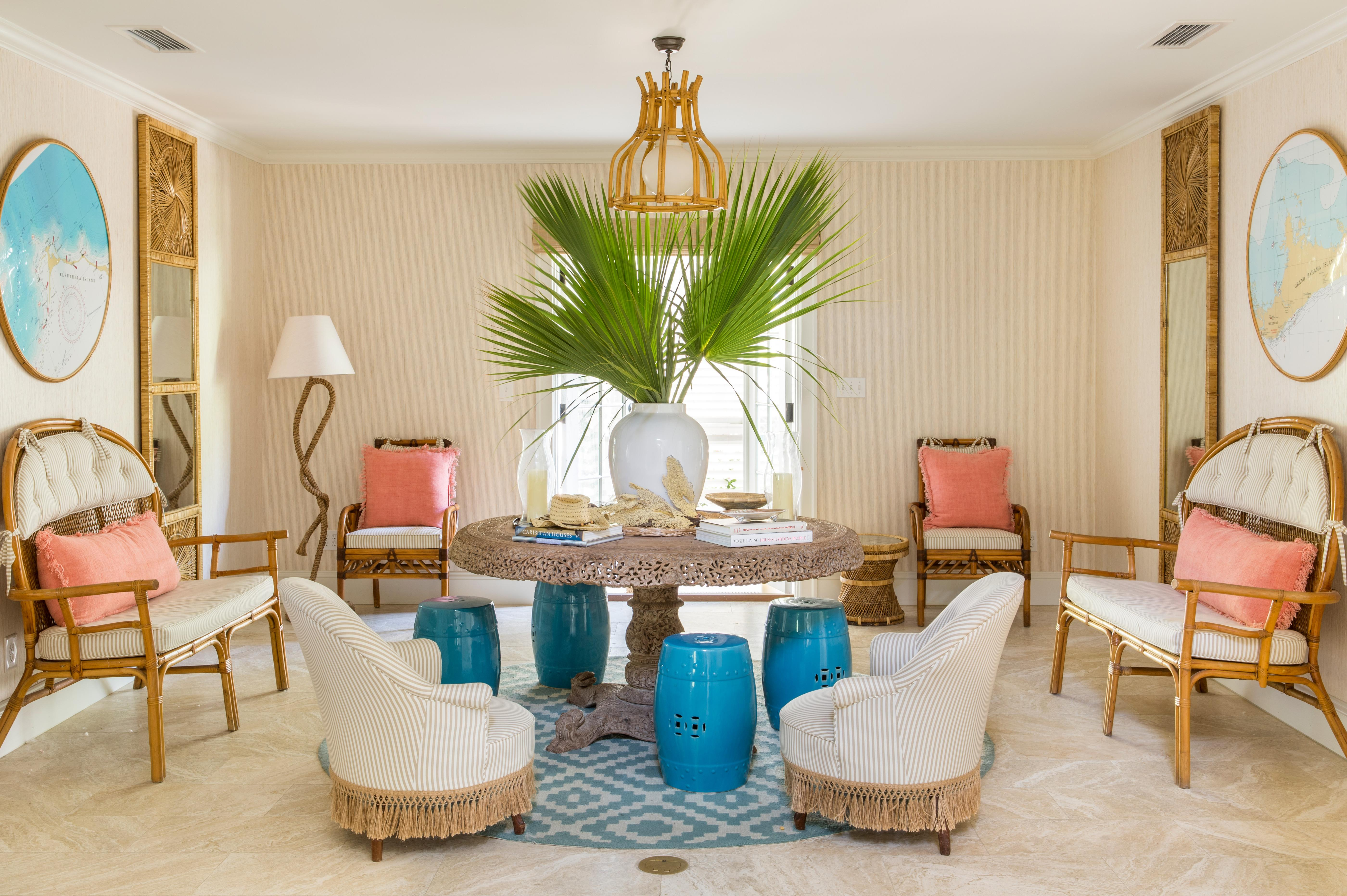 The Best Bamboo and Rattan Furniture for Your Beach House