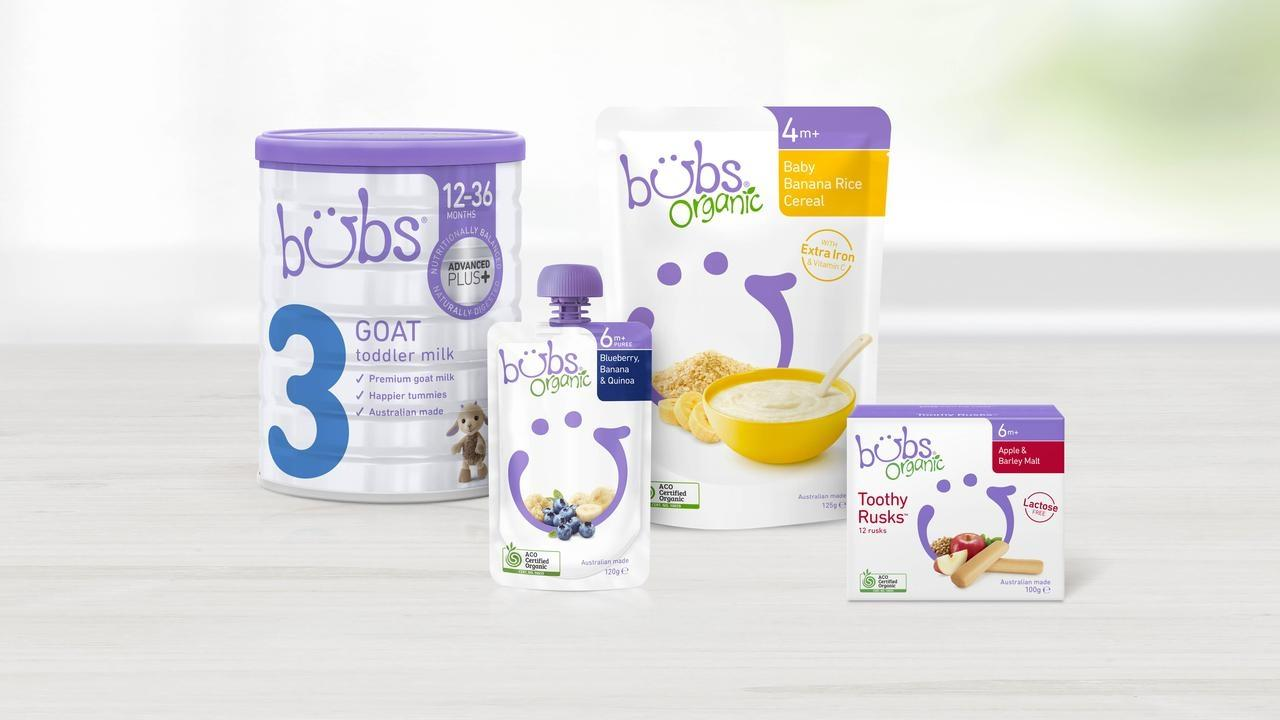 Chemist Warehouse to stock Bubs' formula