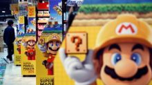 Nintendo's Mario takes driving seat in race for mobile hit
