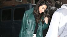 Amal Clooney Beats April Showers in Straight-From-the-Runway Michael Kors Fall 2018