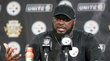 Tomlin: Steelers did nothing to fan fight flames