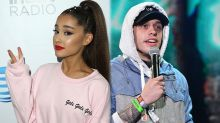 Ariana Grande Says She's 'Not Going Anywhere' After Ex Pete Davidson's Concerning Post
