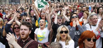 Vote marks historic win for abortion rights in Ireland