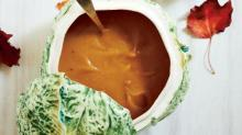 Butternut Squash Soup from'My Kitchen Year'