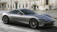 Did the new Ferrari Roma come from the Maserati Alfieri?
