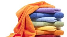 How to keep towels smelling fresh