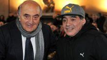 Maradona, la replica choc di Ferlaino a Cabrini
