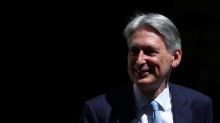 Ex-British finance minister Hammond joins OakNorth bank as adviser
