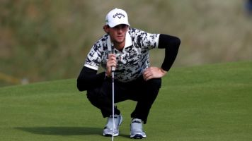 Pieters takes early lead at Dubai Desert Classic