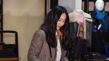 [MD PHOTO] 韓國女藝人鄭秀晶首爾出席品牌活動