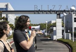 Activision Blizzard workers accuse company of violating federal labor law