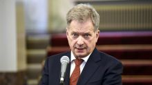 Finland's president to stand for re-election