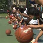 Basketball camp focuses on girls' mental health