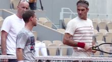Roger Federer sends fans into frenzy with French Open video