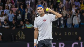 Federer, McEnroe push for Laver Cup's place