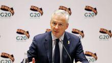 France ready to hear U.S. proposal on digital tax