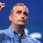 Intel is sliding after its CEO resigns (INTC)