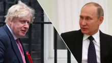 Boris Johnson says Russia is broadcasting 21 conspiracy theories over Salisbury spy poisoning
