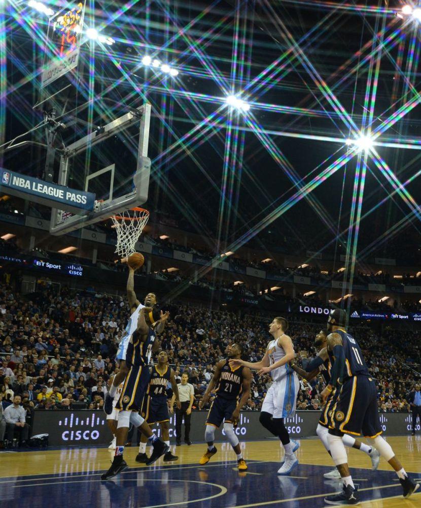 NBA》邁爾斯飆5記三分 溜馬揮別6連敗