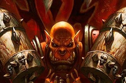 Wouldn't this be cool? Garrosh and the Shadow Council