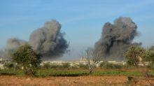 Soldados turcos morrem em ataque aéreo a província síria