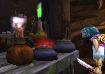 Insider Trader: Faction recipes for alchemists