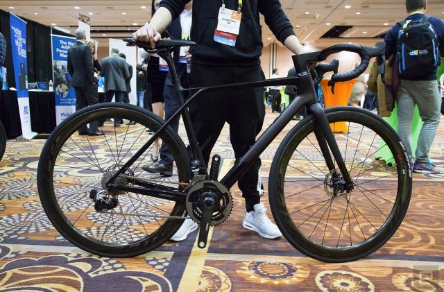 SpeedX's Unicorn bike comes with smarts already installed