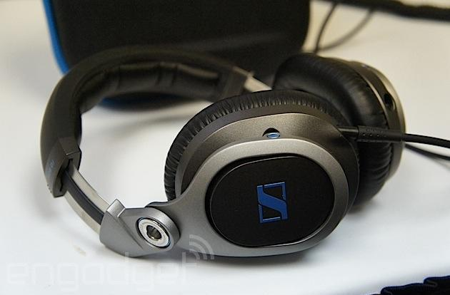 Hands-on with Sennheiser's HD6, HD7 and HD8 DJ series headsets