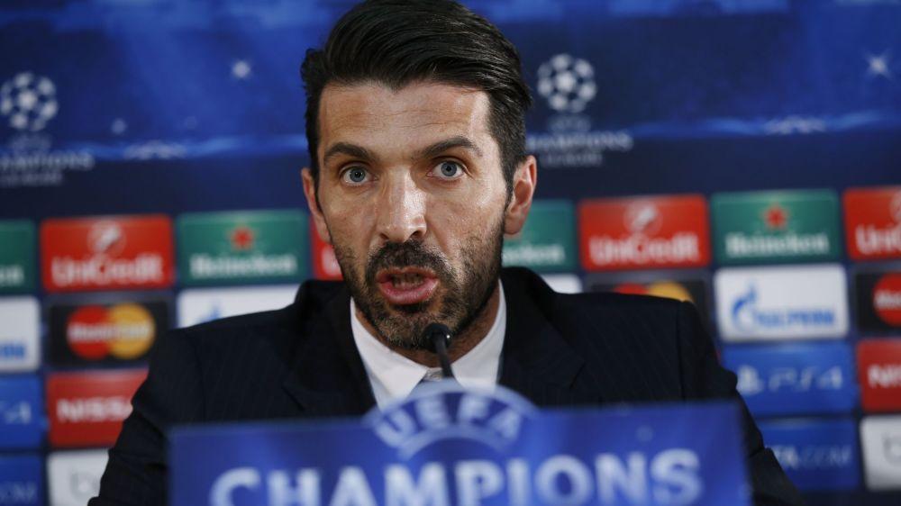 Messi, el favorito de los hijos de Buffon
