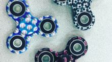 What's the fidget spinners craze all about?