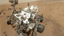 Curiosity discovers trace of carbon on Mars