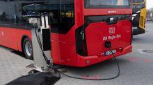 Beim Bus fällt der Abschied vom Diesel schwer