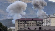 Armenia and Azerbaijan agree ceasefire after clashes over disputed Nagorno-Karabakh region