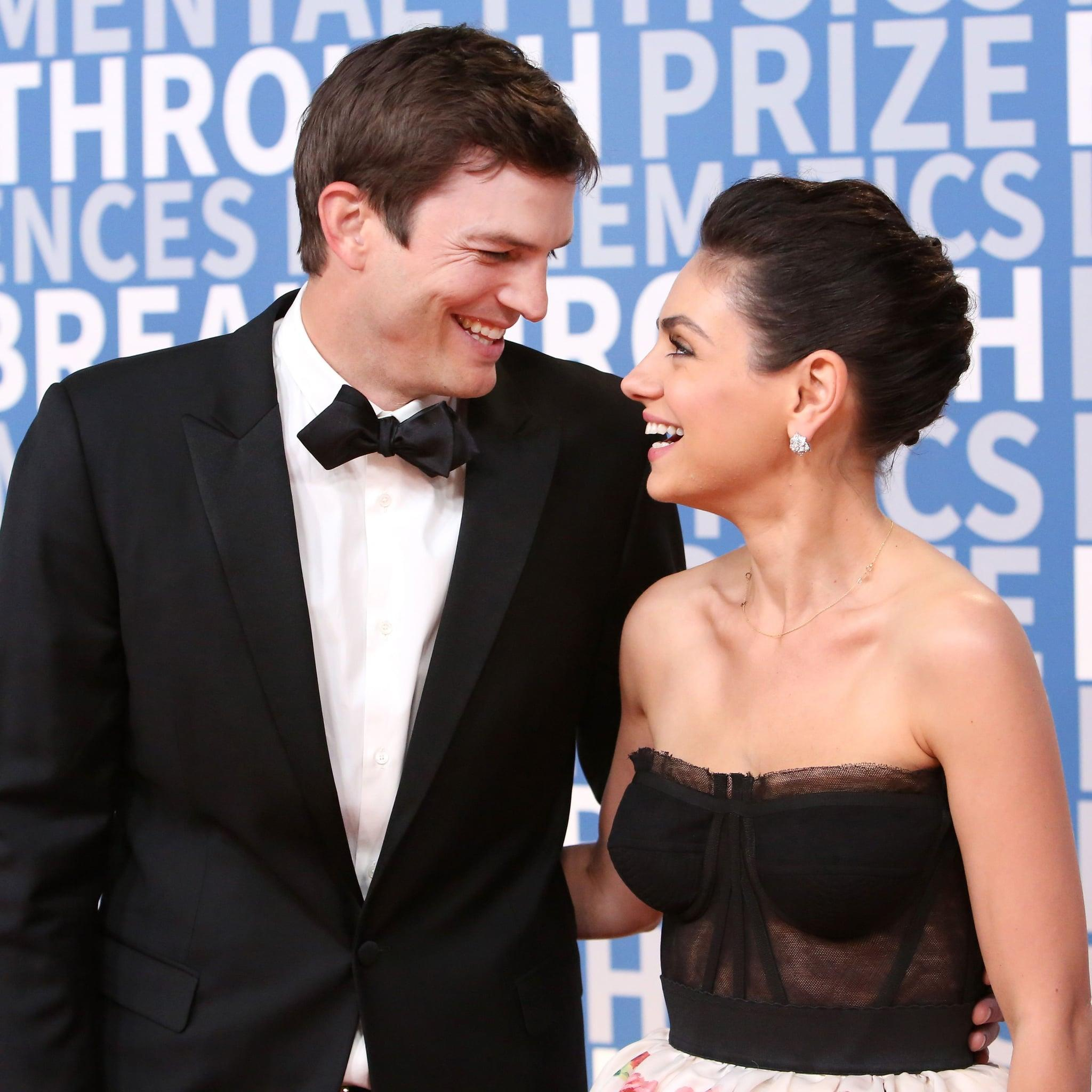 """Mila Kunis and Ashton Kutcher Aren't Leaving Their """"Privileged"""" Kids a Penny, Nevermind a Trust Fund - Yahoo Lifestyle"""