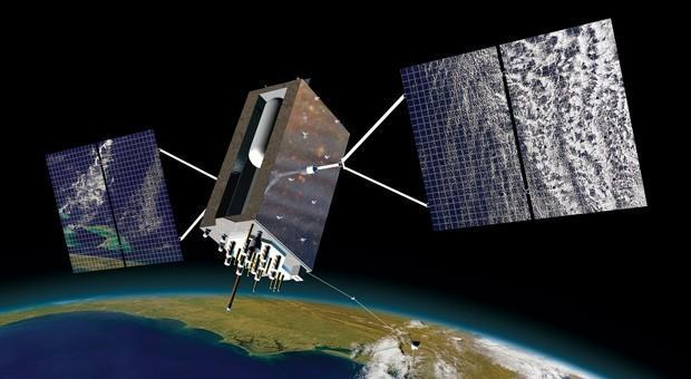 Lockheed Martin powers up its first GPS III satellite, stays on track for 2014