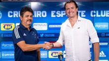 Comentarista diz que crise no Cruzeiro 'é a pior que já viu' e analisa Ney Franco: 'É o que dava pra pagar'