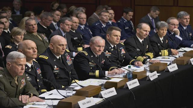 Question of Command: How U.S., Allies Handle Military Sexual Assaults