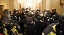Riverside man arrested in Capitol riot after employer identifies him in news photo