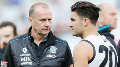'Frustrating': What Clarko has over Ken for Wingard
