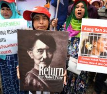 Protesters take aim at Southeast Asia leaders in Sydney