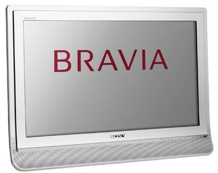 """Sony trots out """"portable"""" Bravia B4000 series LCD TVs"""