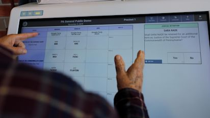 Can we trust voting machines won't be hacked?