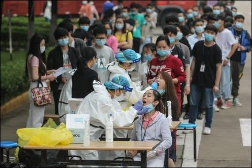 Coronavirus Krankenhaus China