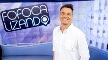 Leo Dias desabafa sobre vício em drogas e chora ao vivo no 'Fofocalizando'