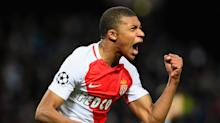 Manchester United €110m bid to sign Monaco sensation Kylian Mbappe is rejected