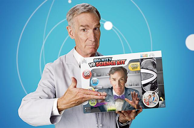 Bill Nye is pissed