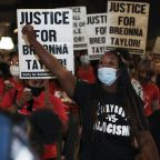 Crowds Took To The Streets To Demand Justice For Breonna Taylor