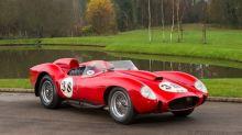 Classic 1957 Ferrari Testarossa is the most expensive car ever sold in Britain