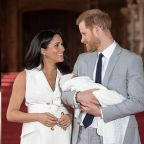 Harry and Meghan Celebrate Father's Day With a New Photo of Baby Archie